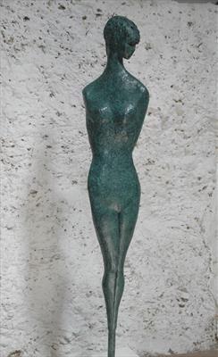 Woman, Limited Edition Bronze 132cm x 40cm x 19cm Edition of 12
