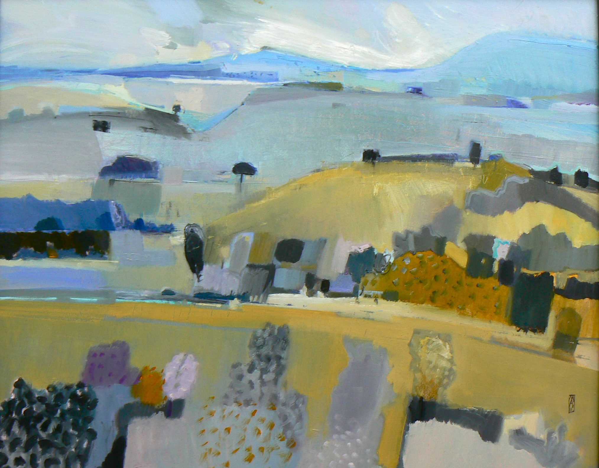 Malcolm Ashman Nadia Waterfield Fine Art