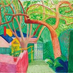 Children's workshop (Half Term)- Painting the Landscape in a David Hockney style (half term) 1