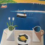 Painting a Cornish Scene (Summer half term) 4