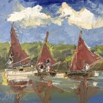 Sale of Paintings under £1000 8