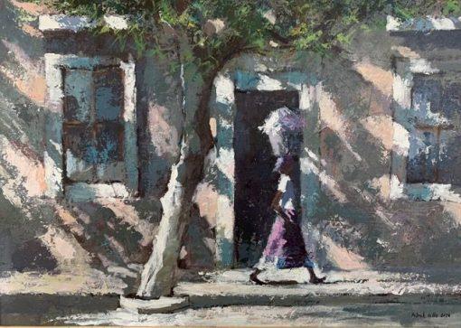 Patrick Gibbs, Walking in Shadows, Mozambique 1