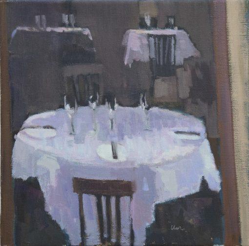 Michael Clark, Restaurant Interior 1