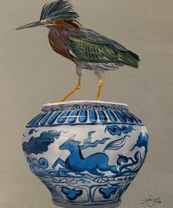STOCKBRIDGE GALLERY - The Autumn Hampshire Art Fair 51