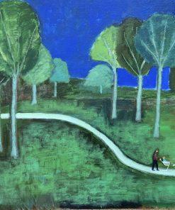 STOCKBRIDGE GALLERY - The Autumn Hampshire Art Fair 126