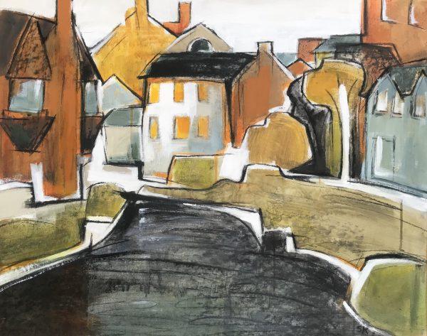 Dean Village 1