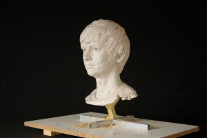 Sculpting the Head in Clay with Adam Roud 5