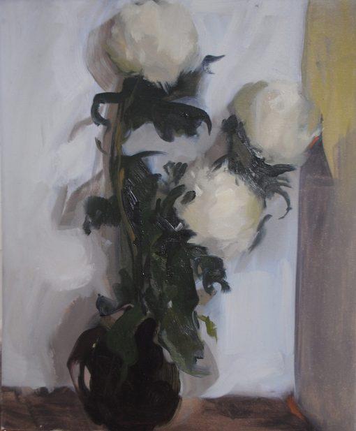 Three Chrysanthemums 1