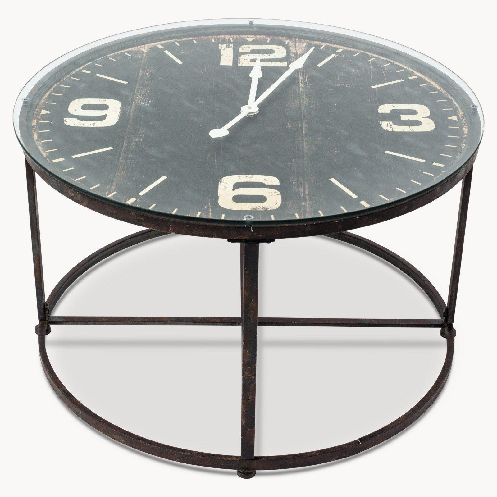 Fairfield Clock Coffee Table Rn7276 1 1100