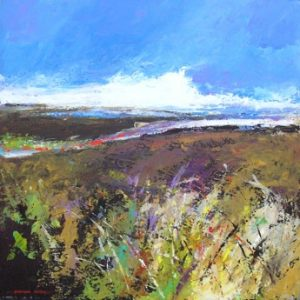 Painting the Landscape in Palette Knife - Oil or Acrylic with Stephen Foster 5