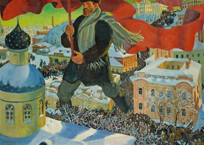 Lecture - Revolution Russian Art 1917–1932 2
