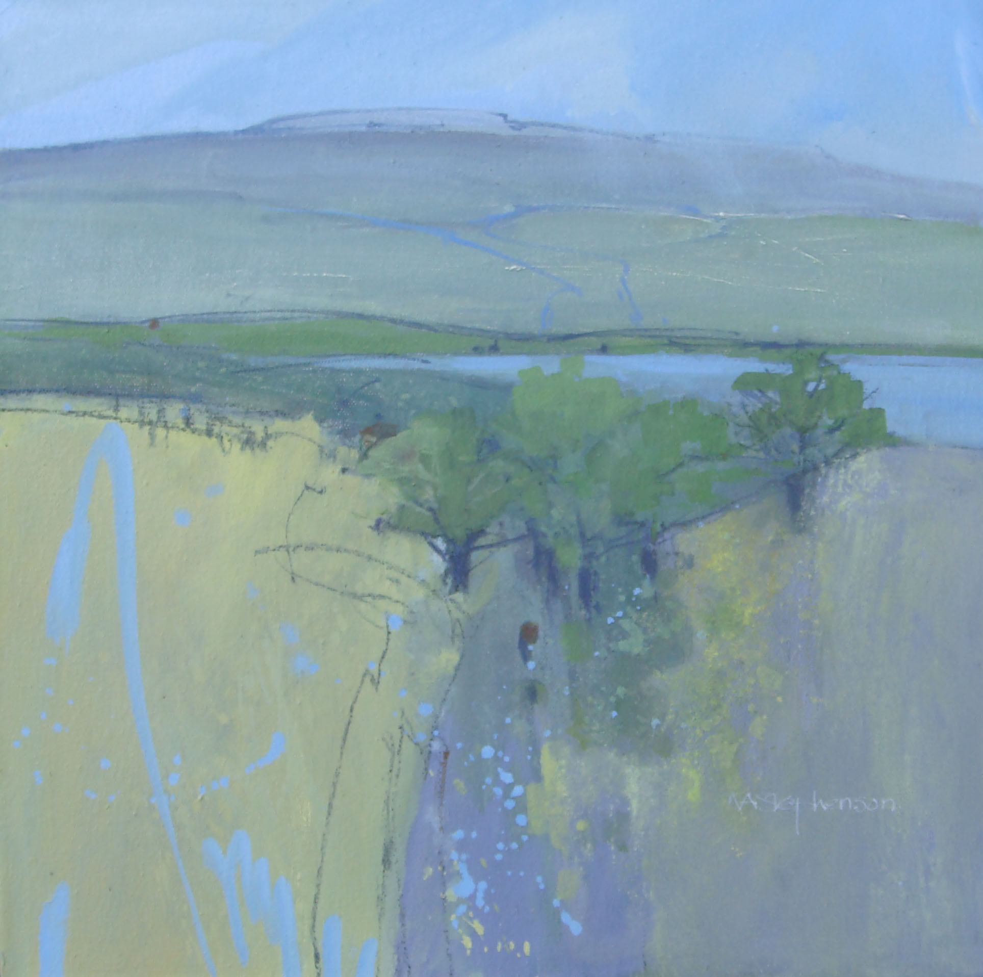 Norma Stephenson Nadia Waterfield Fine Art