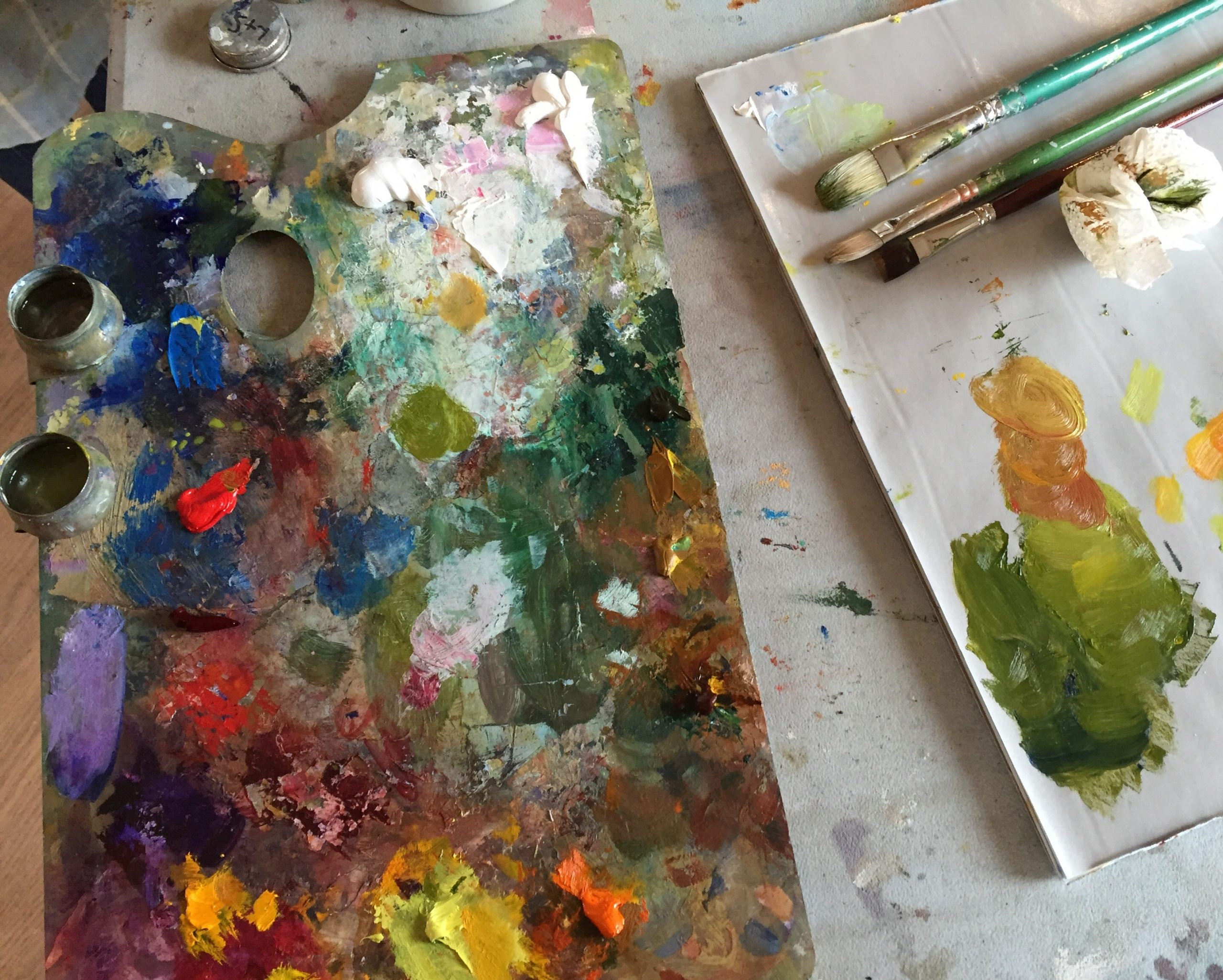 All day art workshop (ideal for scholarship) 5