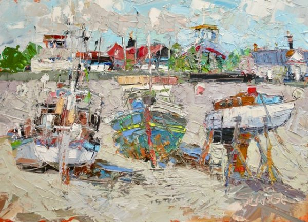 Maldon Harbour 1