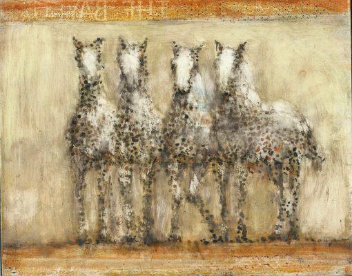Alicia Rothman, 4 Horses 1