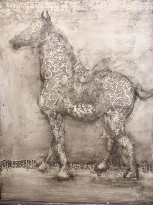 Alicia Rothman, Silver Pony 1