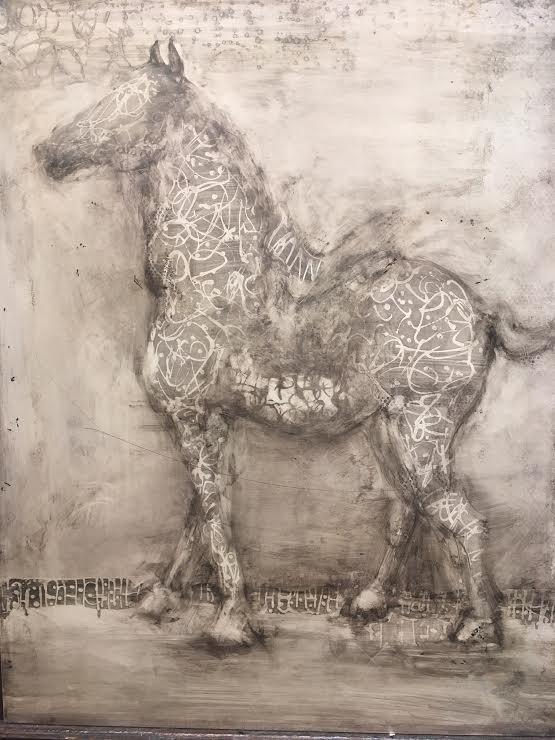 Silver Pony 1