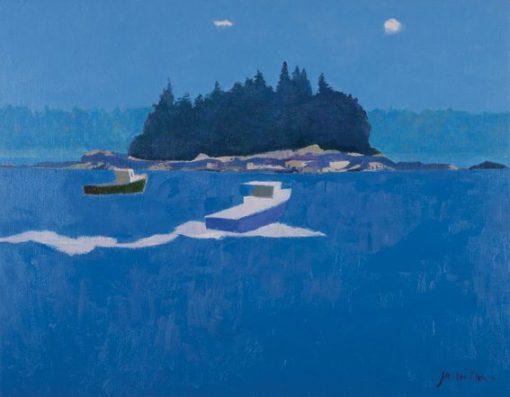 Charles Jamieson, Penobscot Bay, Maine 1