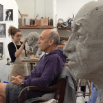 Sculpting the Head in Clay with Melanie Legge