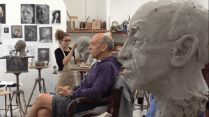 Sculpting the Head in Clay with Melanie Legge 5
