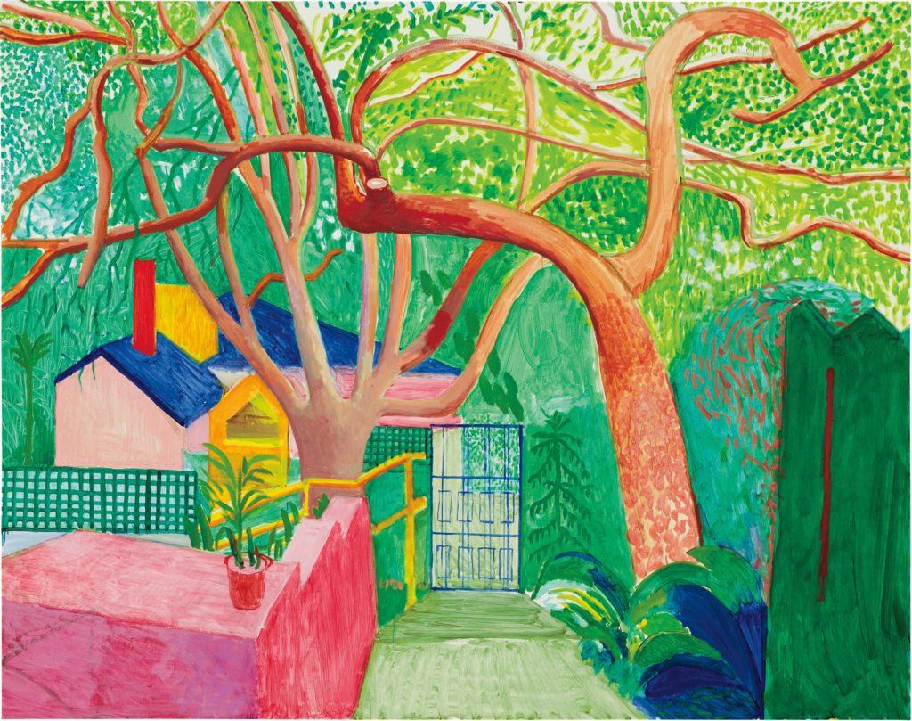 Children S Workshop Half Term Painting The Landscape In