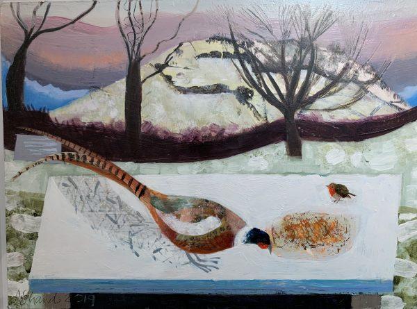 Winter, Carmarthenshire 1