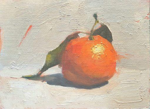 A Single Tangerine 1