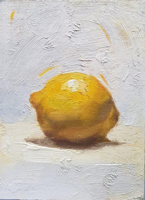 A Single Lemon 1
