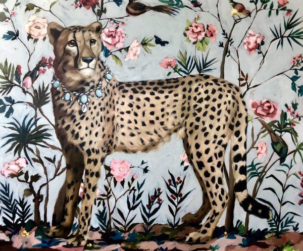 Georgia Fiennes, Untitled Cheetah 1