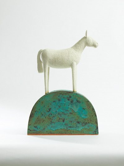 Jane Muir, Horse, Green Hill 1
