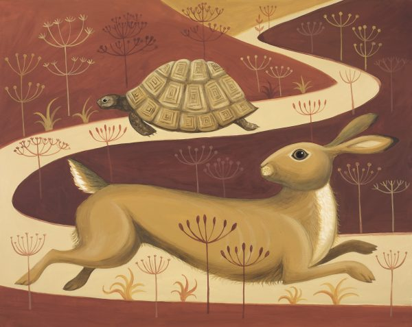 The Hare & the Tortoise 1