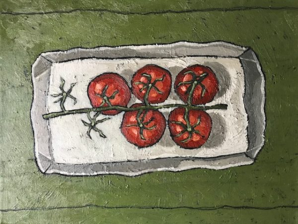 Tomatoes on Tray 1