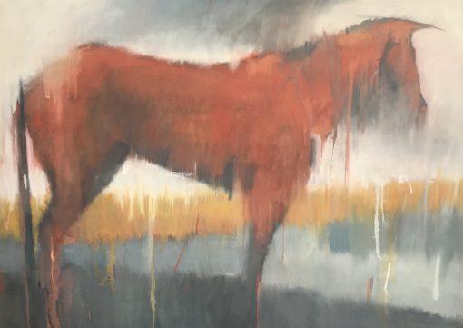 Horse Study II 1