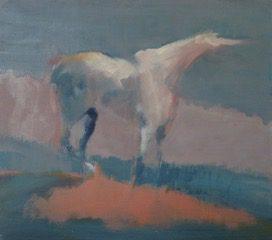 Horse Study IV 1