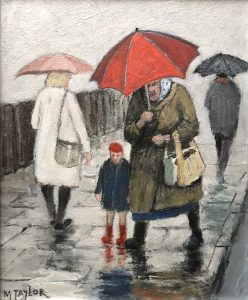 Affordable Christmas Art Sale (most works priced under £500) 18