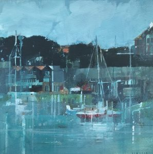 Affordable Christmas Art Sale (most works priced under £500) 30