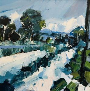 Affordable Christmas Art Sale (most works priced under £500) 15