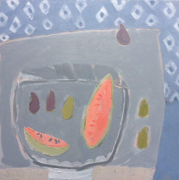 Christie Bird, Kitchen Fruit 1