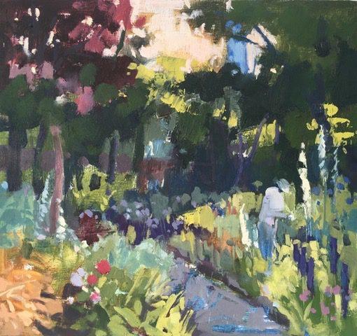The Garden in Summer 2 1