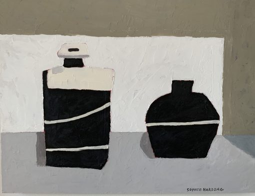 Sophie Harding, At the Leach Pottery 1