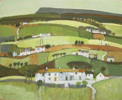 Wensleydale Landscape 1