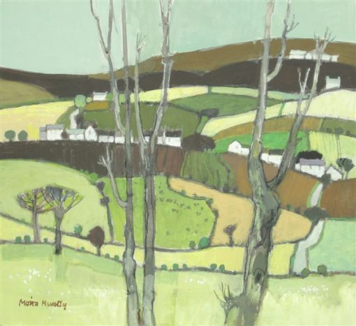 Moira Huntly, Near Y From Snowdonia 1