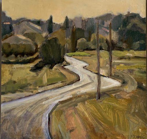Barley Fields, Houghton 1