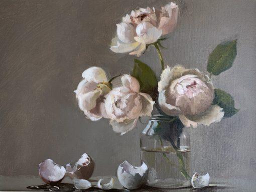 Roses & Eggshells 1