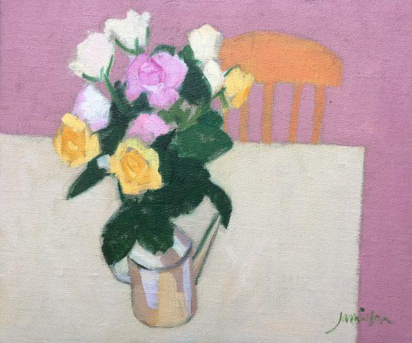 Café Flowers 1