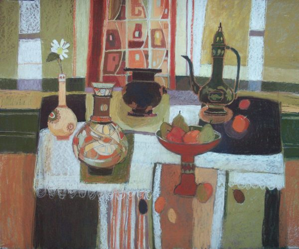 Interior with Still Life 1