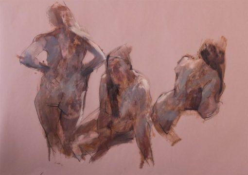 Alan McGowan, Three Figures 1