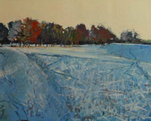 Mark Godwin, Setting Sun Snow 1