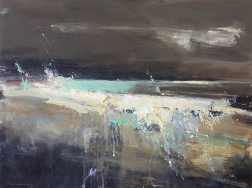 Hannah Woodman, Wild Winter Waves 1