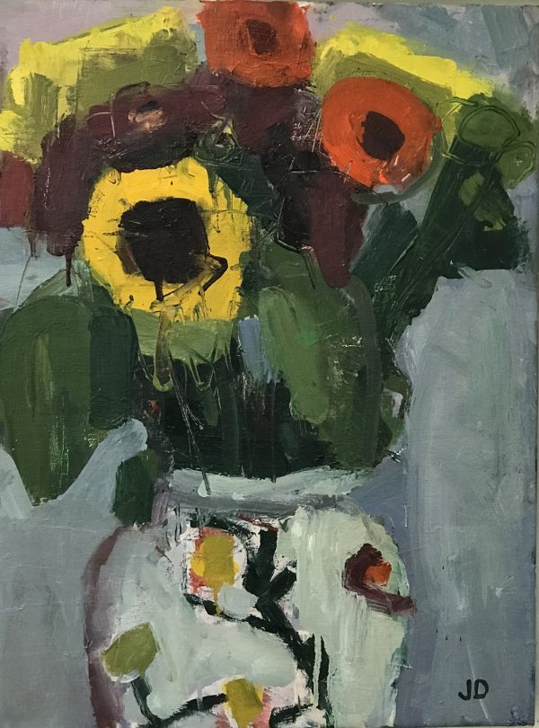 Flowers in a Vase 1
